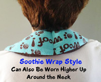 soothie wrap on model